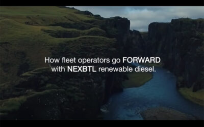 How fleet operators go FORWARD with NEXBTL renewable diesel